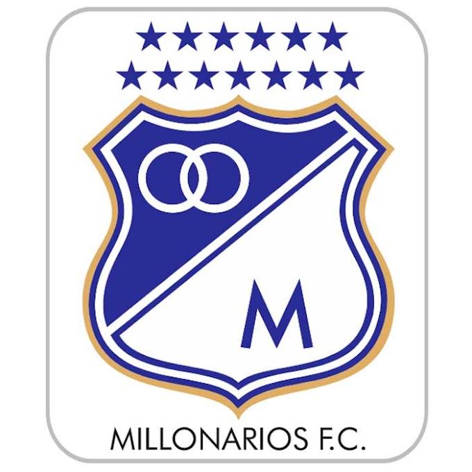 Logo Millonarios Fútbol Club Free Donwload