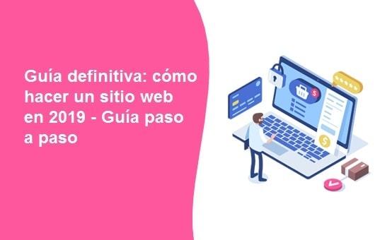 cómo hacer un sitio web