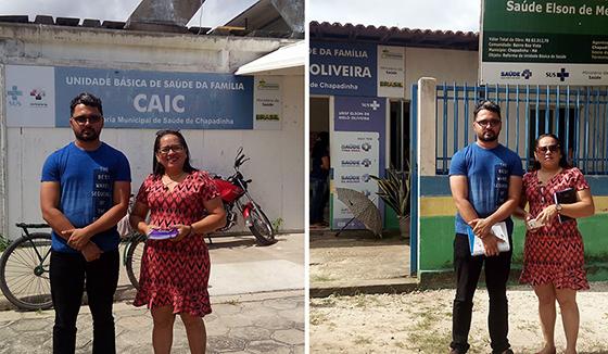 Vereadores de Chapadinha constatam descaso em Unidades Básicas de Saúde