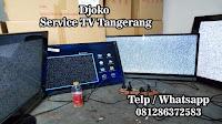 service tv toshiba bsd serpong tangerang