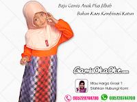 Baju Muslim Model Gamis Untuk Anak Perempuan