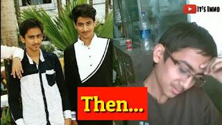 adnaan shaikh Tiktok Star Childhood Photo