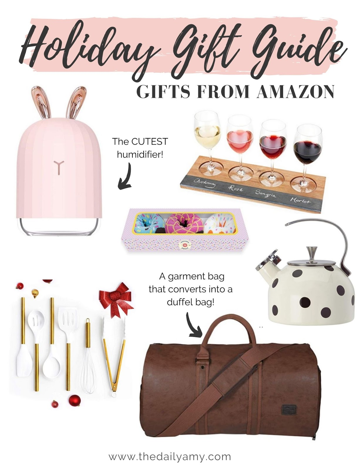 Amazon gift guide for everyone on your list