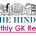 GK Power Capsule October 2017 – The Hindu Review PDF Download