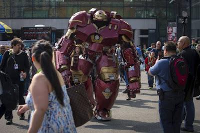 hulkbuster ironman cosplay mala sensei
