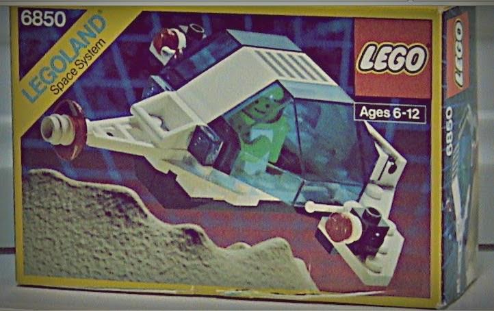Back To The Past Klocki Lego