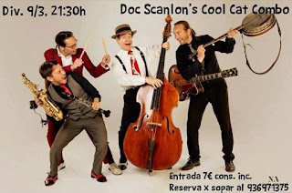 Doc Scanlon's Cool Cat Combo