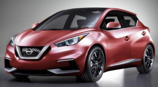 2017 Nissan Micra Concept