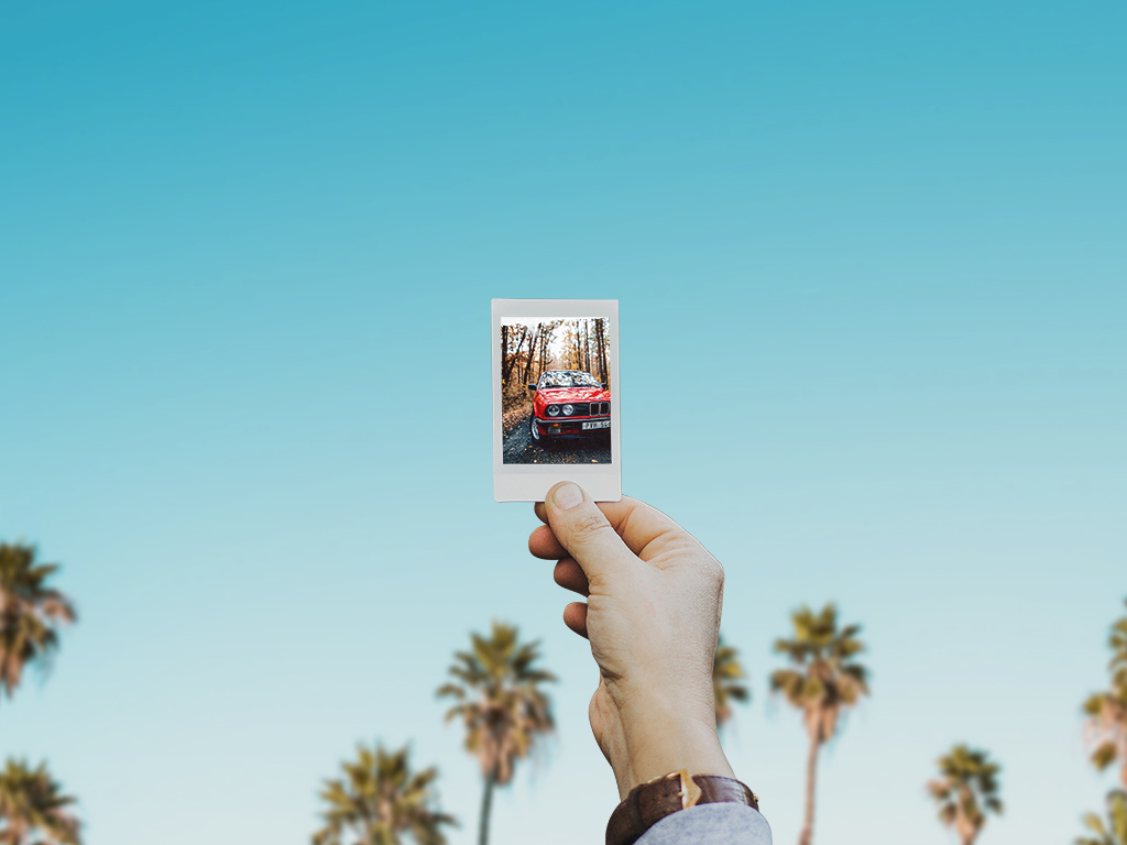 Polaroid Mockup Collection