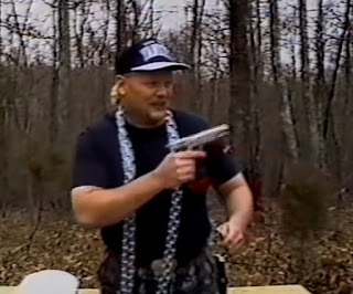 Smoky Mountain Wrestling - Just Dirty White Boy with a deadly weapon