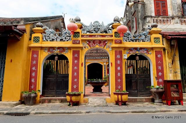 TEMPLO HY HOA. Hoi An, Vietnam