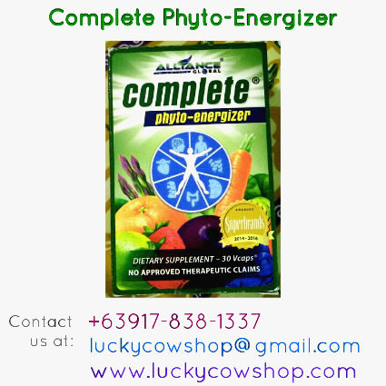 Natures Way Complete Phytoenergizer