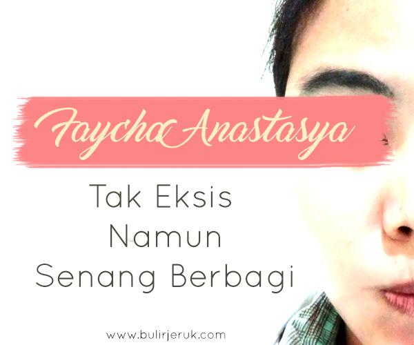 Faycha Anastasya-Blogger Jakarta