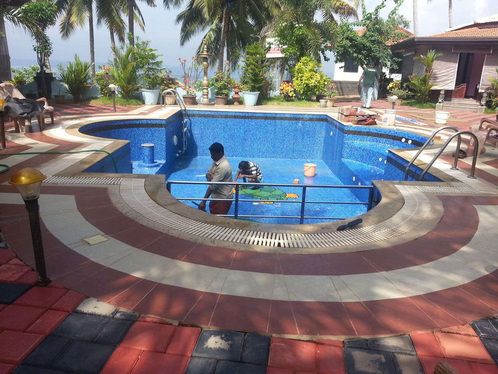 Swimming pools in kerala 2015 for Pool design in kerala