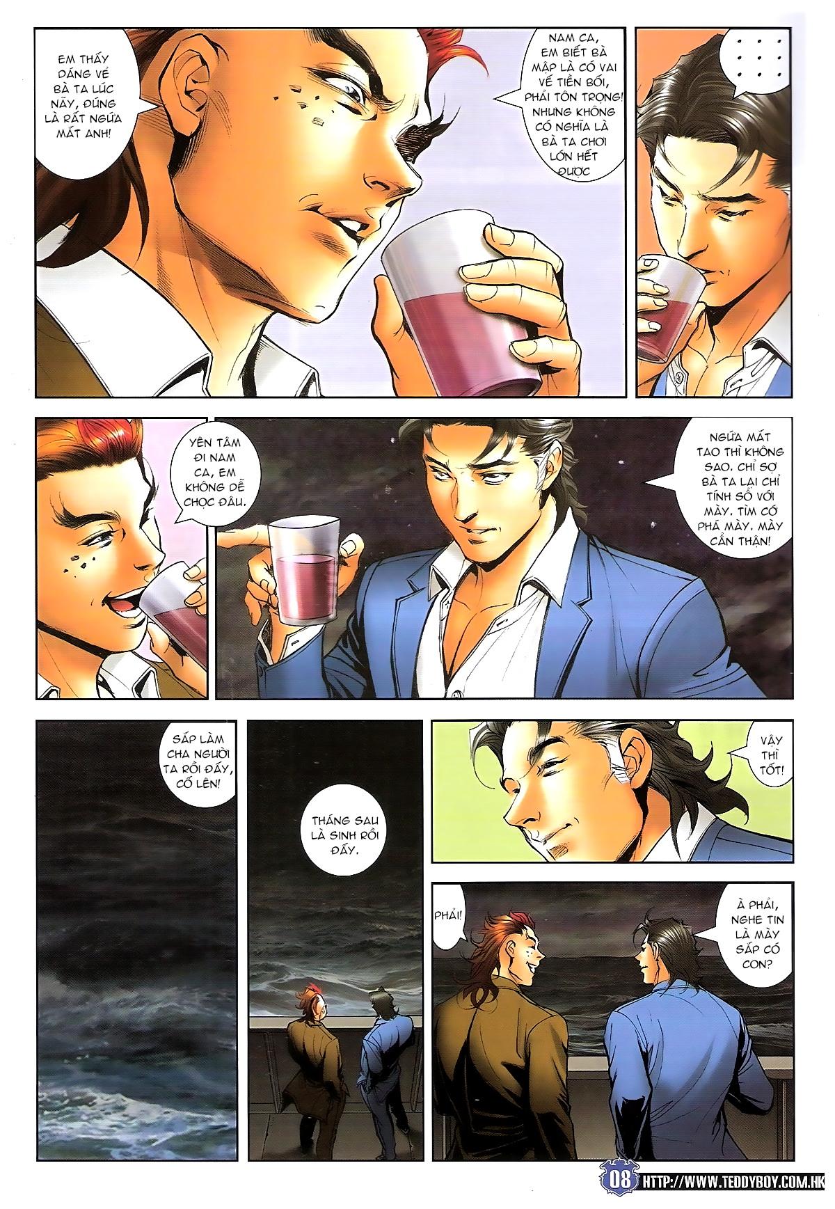 Người Trong Giang Hồ chapter 1645: làm khó đại b chảy trang 6