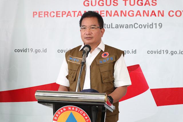 Ketua Tim Pakar Gugus Covid-19: Cairan Disinfektan Tidak Disemprotkan ke Tubuh