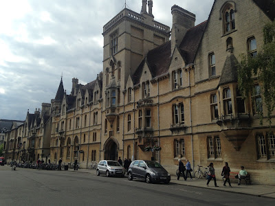 Oxford University, England