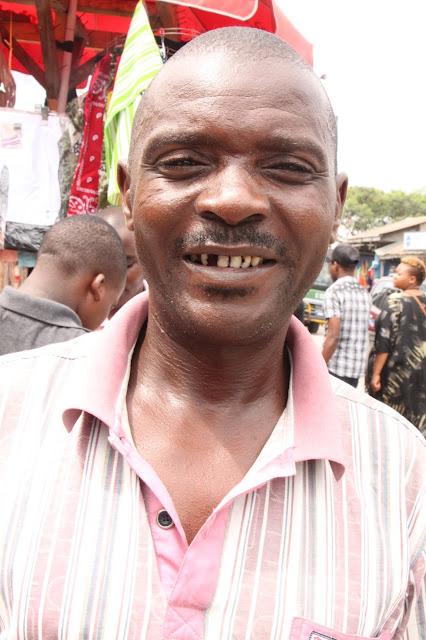 PONGEZI: ...toka kwa wamachinga wa jiji la Dar kwenda kwa Dk Magufuli