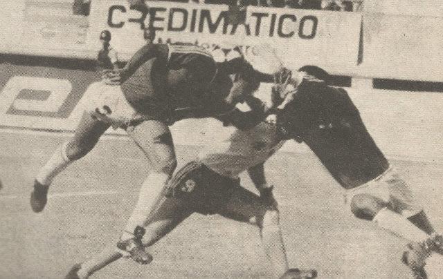 Venezuela y Chile en Clasificatorias a Italia 1990, 6 de agosto de 1989