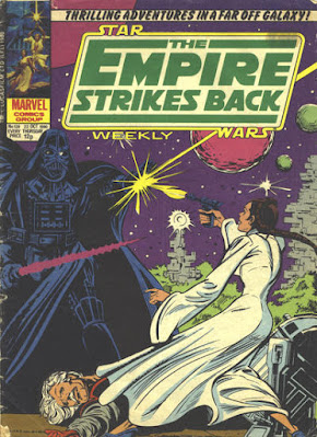 Star Wars Weekly #139, last issue
