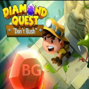 Diamond Quest Don't Rush Mod Apk