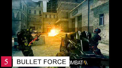 Game-FPS-Bullet-Force