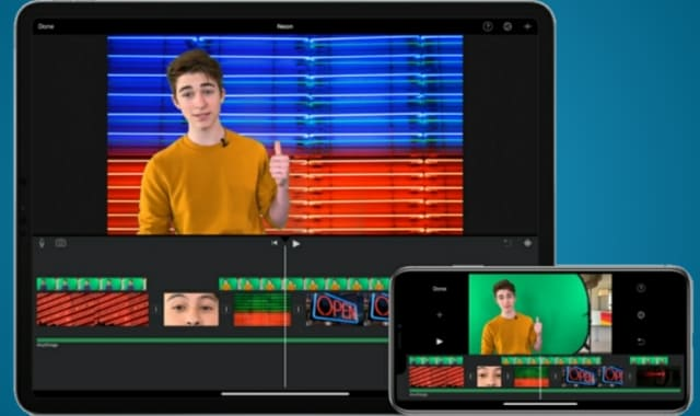 تحميل تطبيق ايموفي القديم للايفون لصناعة الفيديوهات الشخصية والاعلانية
