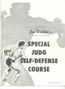 Special Judo Self Defense Course