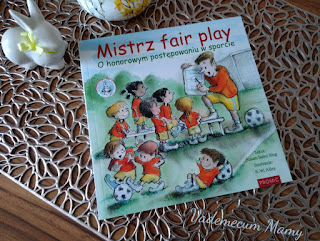 Mistrz fair play - propozycja dla małych sportowców!
