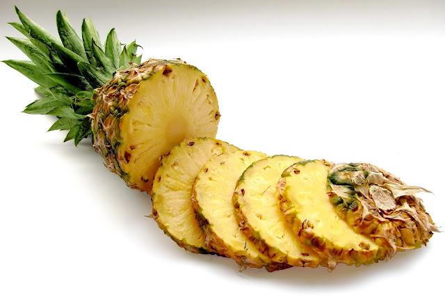 vitamin C buah nanas