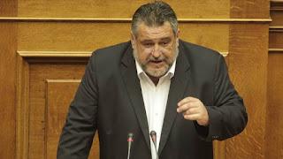Ανεξαρτητοποιήθηκε ο βουλευτής της Χρυσής Αυγής Δημήτρης Κουκούτσης. (BINTEO)