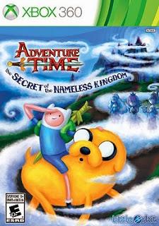 Adventure Time The Secret Of The Nameless Kingdom (X-BOX 360) 2014