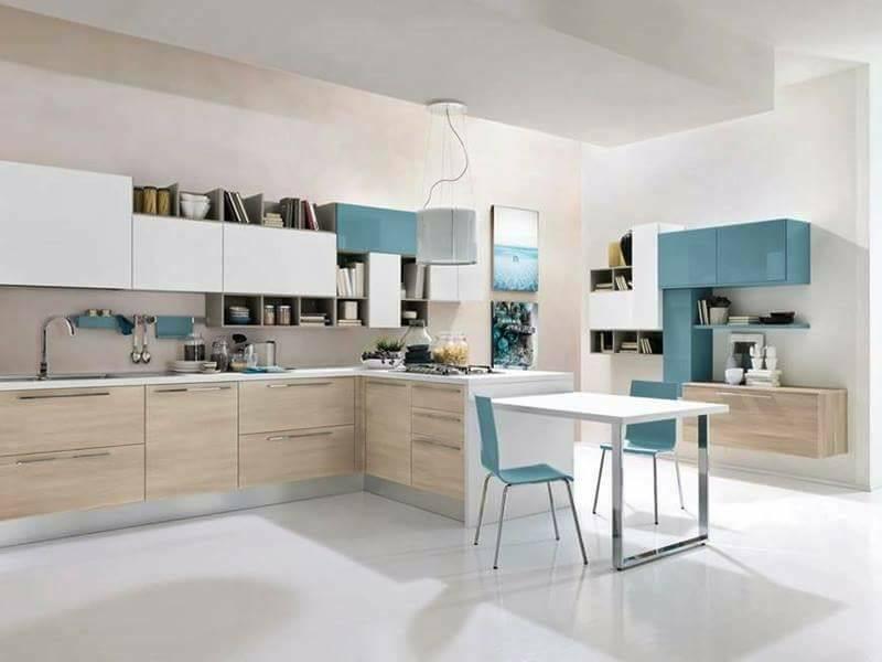 Inpirasi Desain Dapur Modern 055