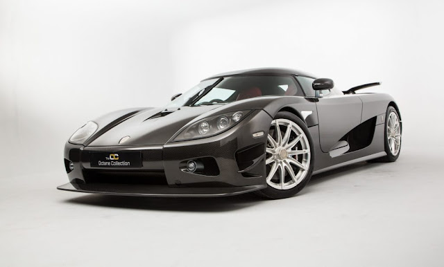 2008 Koenigsegg Ccxr Edition For Sale At The Octane Collection