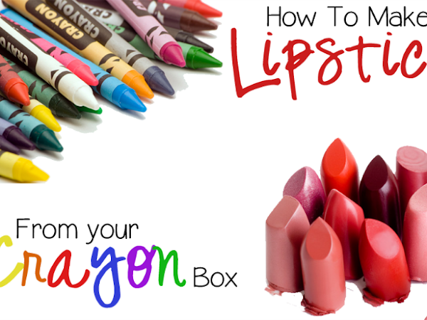 DIY Make Your Own Lipstick