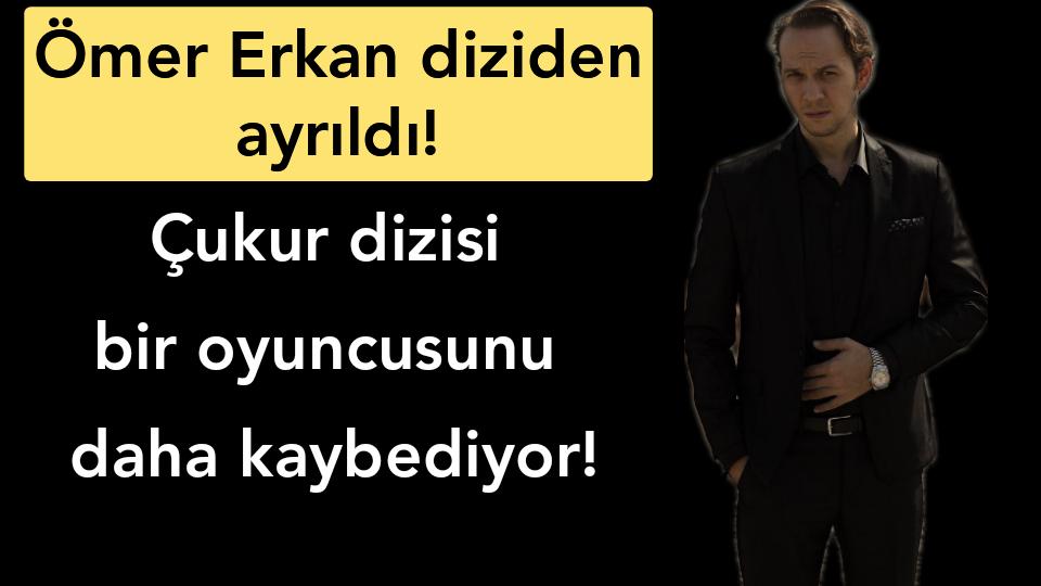Çukur'dan Selim neden ayrıldı?