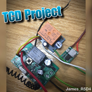TCD projects, electronics
