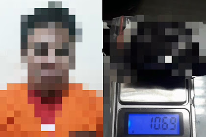 Miliki 10,69 Gram Sabu, Kini ZH Diamankan Satres Narkoba Polresta Tangerang
