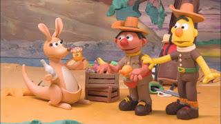 Sesame Street Episode 4316 Finishing the Splat season 43, Bert and Ernie's Great Adventures The Platypus