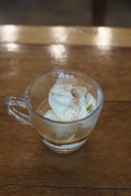 ice cream with espresso Canopy Center