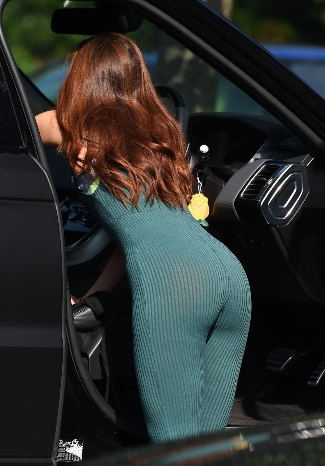 Jennifer Metcalfe Booty