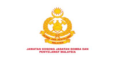 Jawatan Kosong Jabatan Bomba dan Penyelamat Malaysia 2019