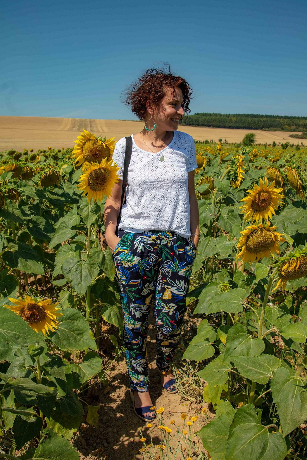 look-estival-blancheporte-pantalon-imprimé