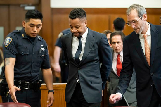 7 more women accuse Cuba Gooding Jr of sexual misconduct, bringing total number of his accusers to 22
