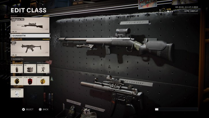 The best precision rifle