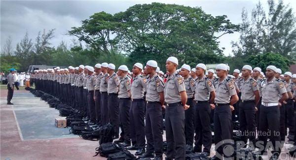 penghafal alquran diprioritaskan untuk pendaftaran anggota baru polisi aceh