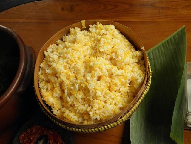 nasi jagung, sego empog, rice cooker, cara memasak nasi jagung dengan rice cooker, nasi untuk diet