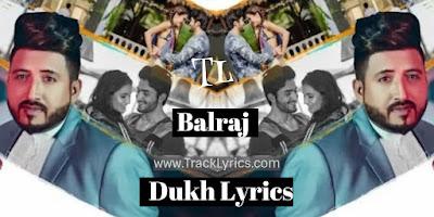 dukh-lyrics