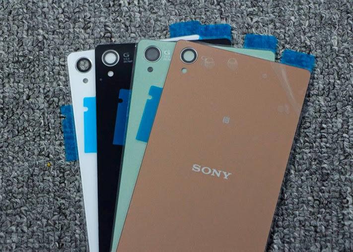 Địa chỉ thay kính lưng Sony Z1 tin cậy