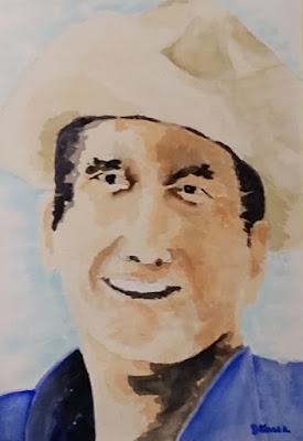 Watercolor - Portrait - JKeese